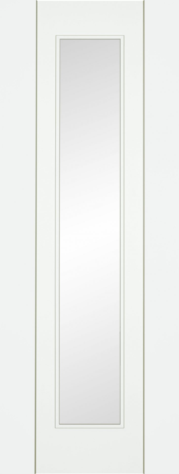 White clear glass